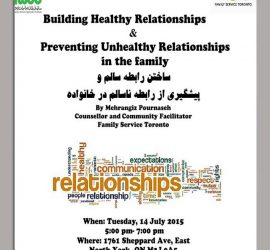 Building Healthy Relationship