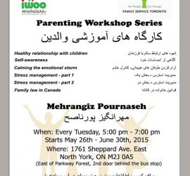 Parenting Workshop Series