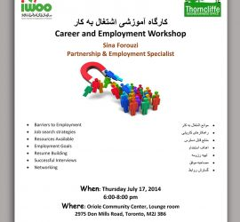 Career & Employment Workshop