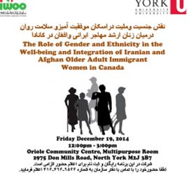 IWOO & York University Collaborated Forum
