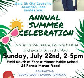 Annual Summer Celebration