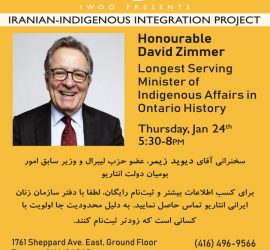 Iranian-Indigenous Integration Workshop Series- Workshop 4