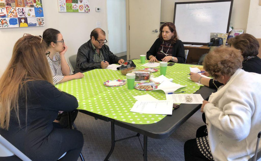 Caregiver Support Focus Group