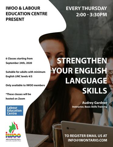 Strengthen Your English Language Skills