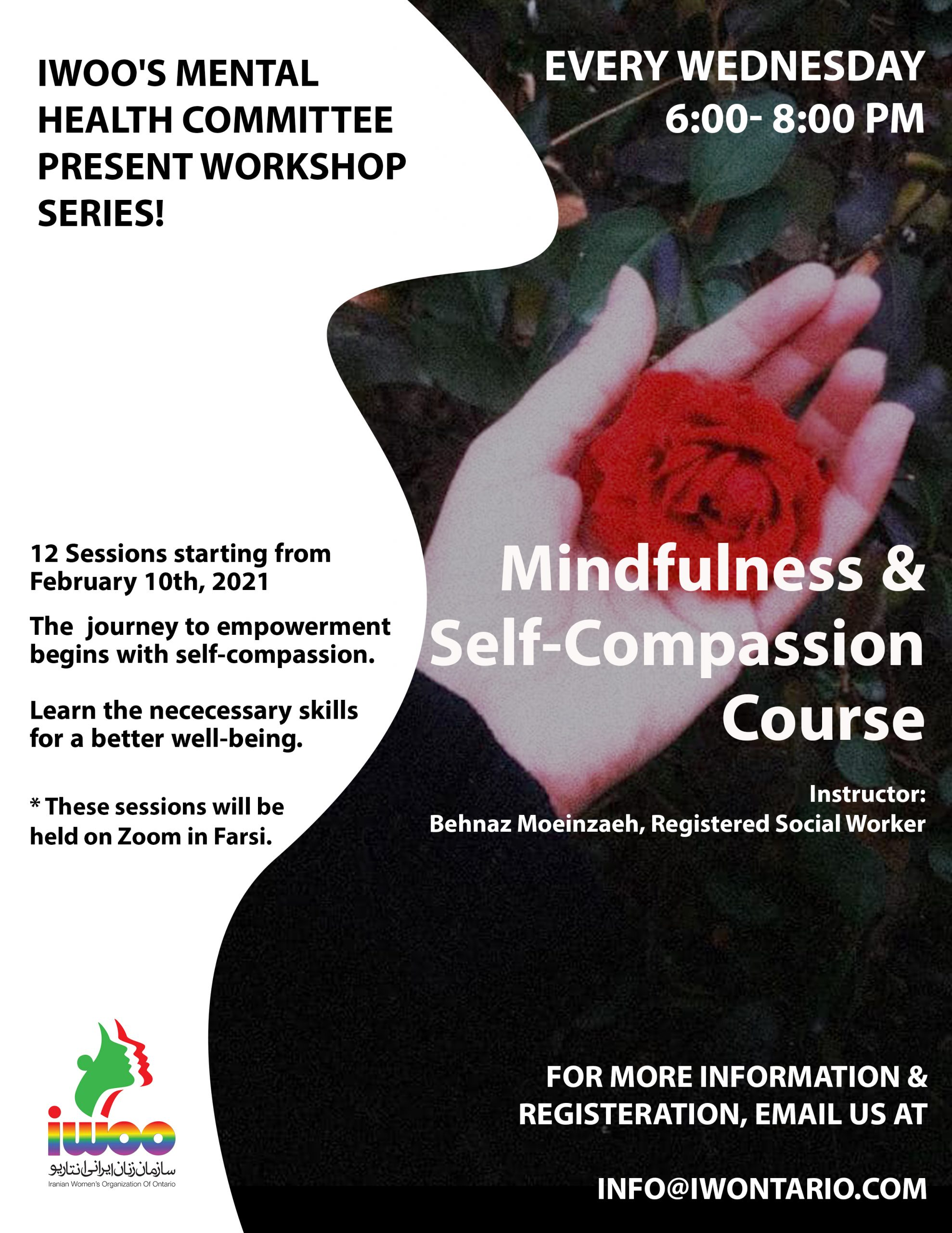 Mindfulness & Self- Compaction Course