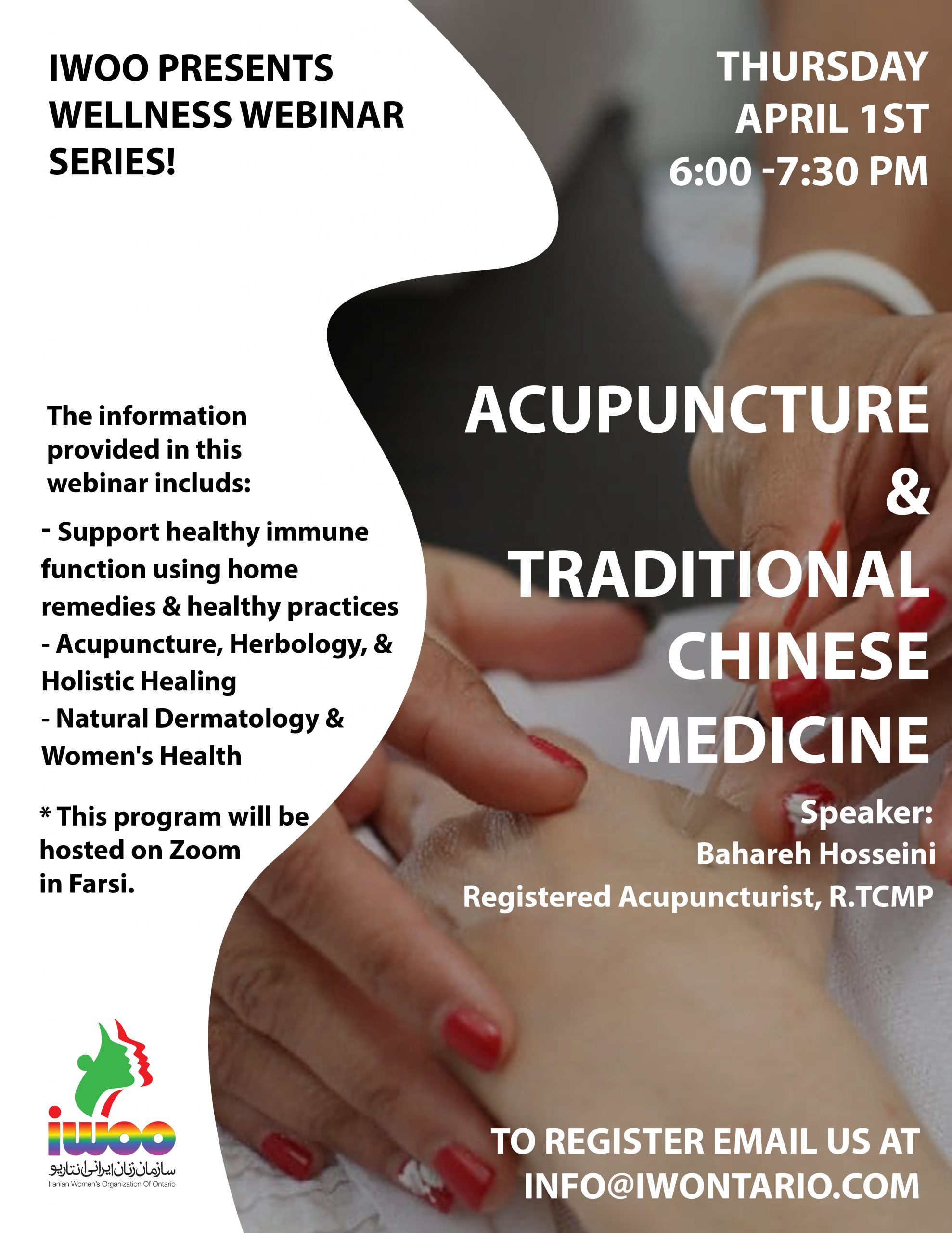 Acupuncture Webinar