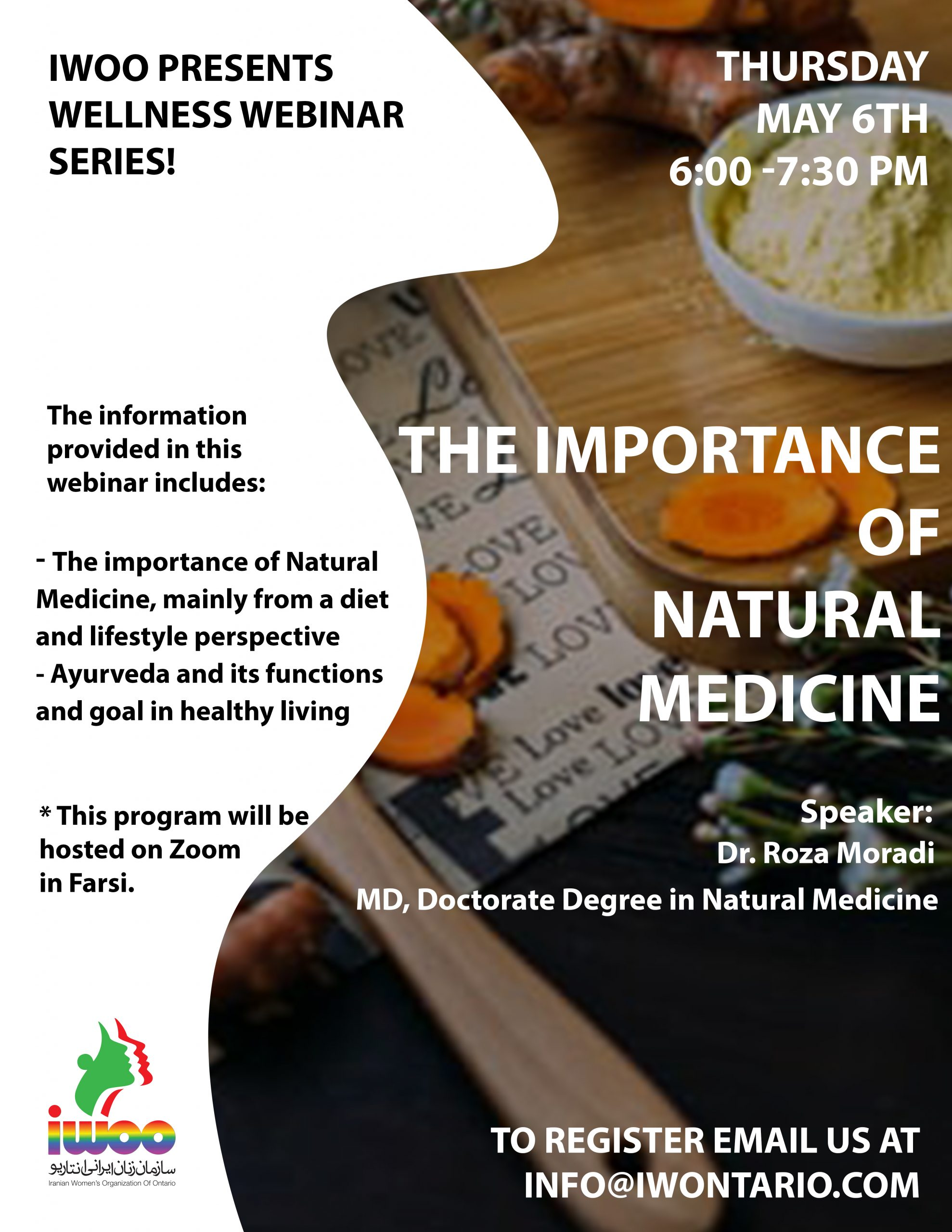 The Importance of Natural Medicine