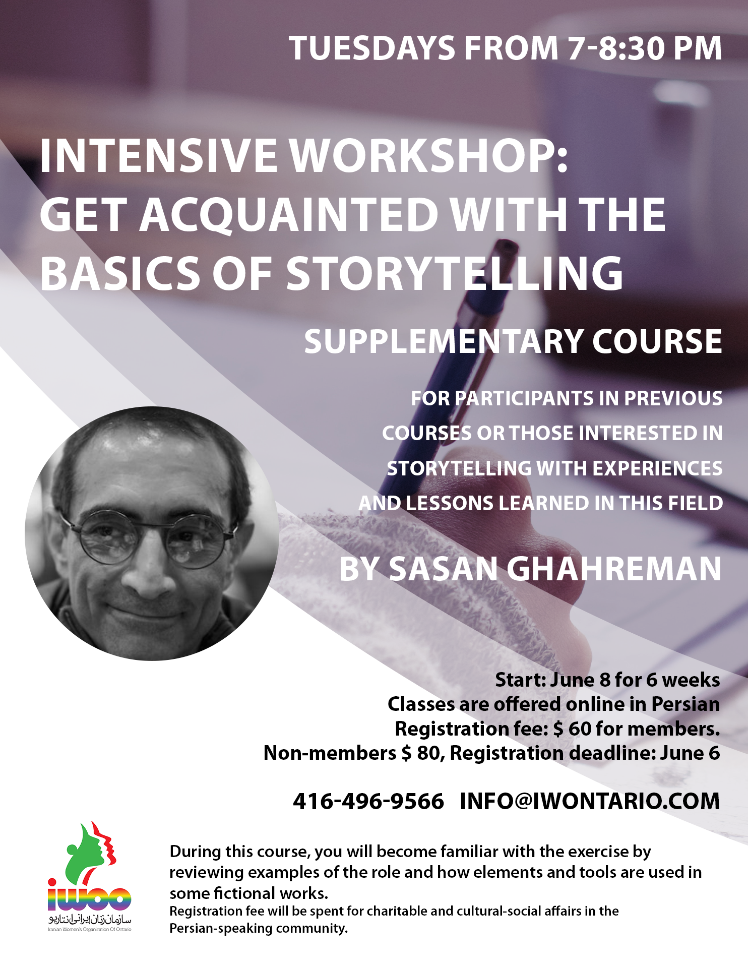 Writing Supplementary Course
