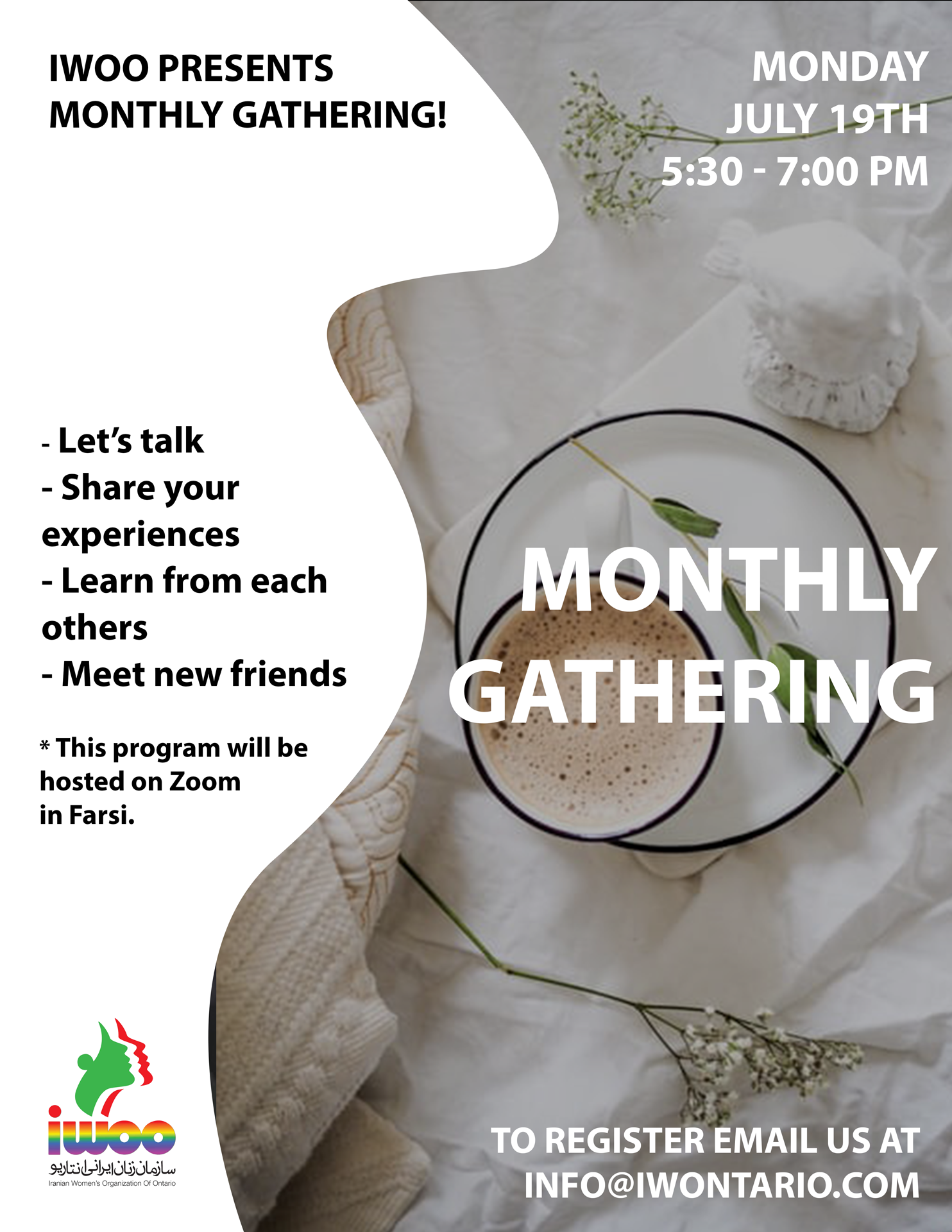 Monthly Gathering