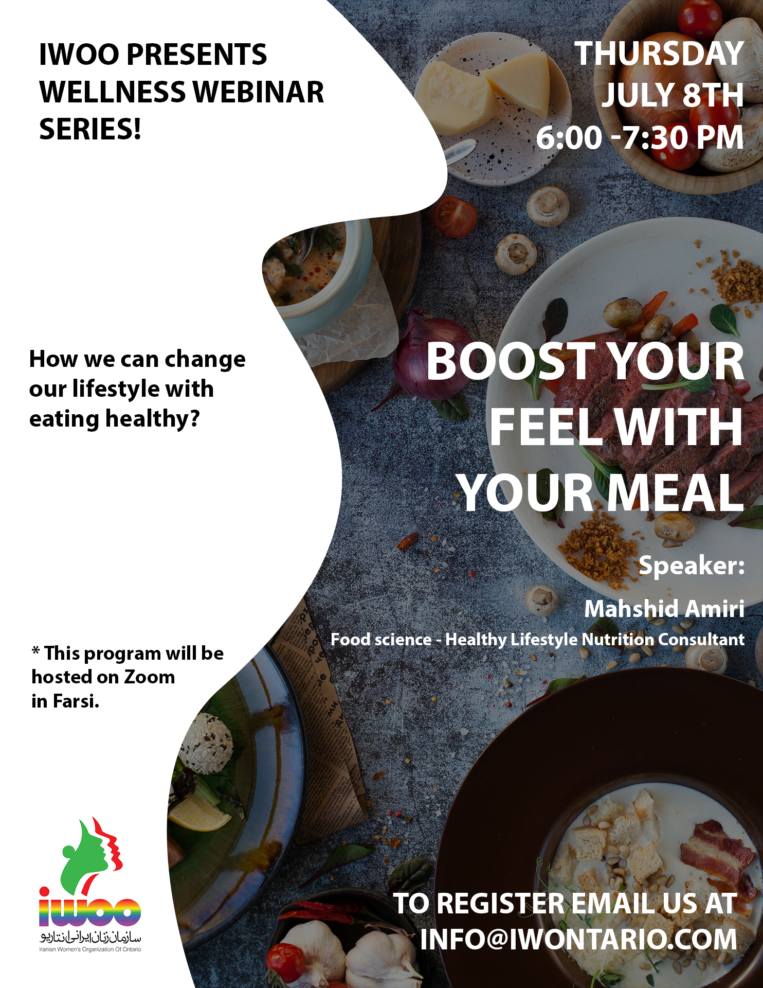 Boost Your Feel With Your Meal